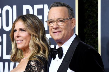 Tom Hanks opowiada o koronawirusie