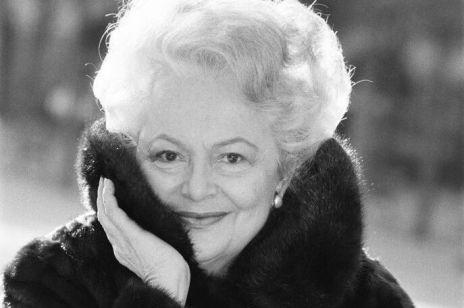 """Olivia de Havilland nie żyje. Melania z """"Przeminęło z Wiatrem"""", była pełna życia nawet w wieku 104 lat"""