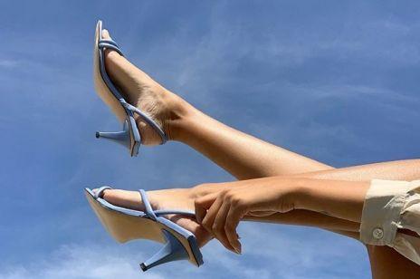 Te sandałki są hitem tegorocznych wesel  - przetańczysz w nich całą noc!