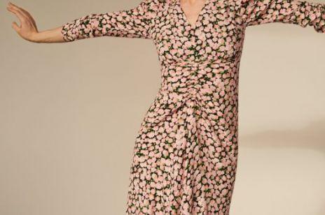 Najpiękniejsze sukienki w kwiaty z Reserved od 49,99 zł!