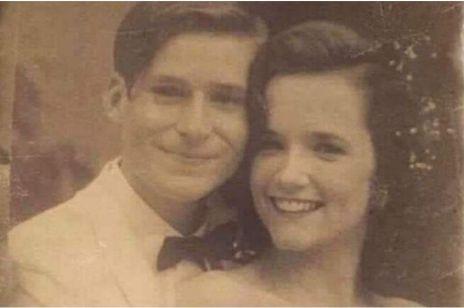 Znalazła tajemniczą starą fotografię. Jej właściciela szukał cały internet. Kim jest para na zdjęciu?
