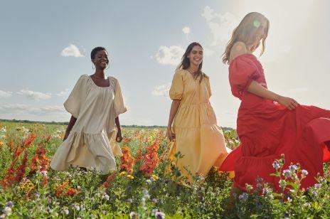 Sukienka Mango na lato 2020 - Life in Bloom