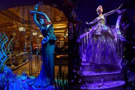 Księżniczki z bajek Disneya inspirują projektantów