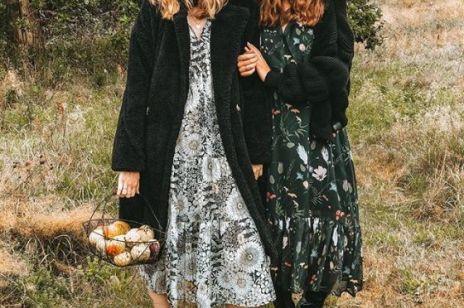 Boho sukienki w kwiaty to hit jesieni, który będziesz nosić przez cały rok!