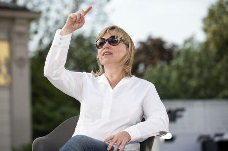 Dorota Segda zakazuje fuksówki na krakowskiej AST