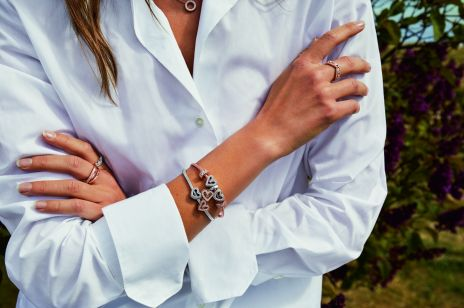 Pandora Moments - 20 lat bransoletki z charmsami