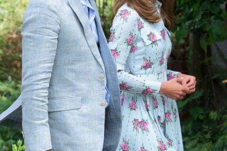 Zwłoki kobiety w stawie obok Pałacu Kensington. Gdzie byli wtedy Kate i William z dziećmi?