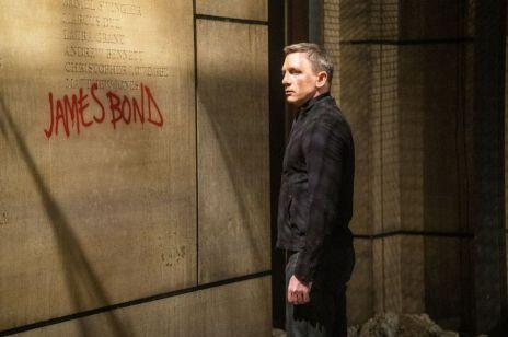 Daniel Craig znowu w roli Jamesa Bonda?