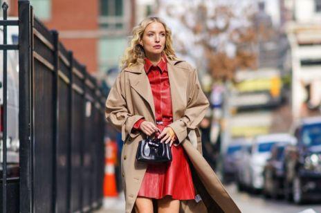 Czerwona sukienka na jesień. Nasze TOP 4 modele!