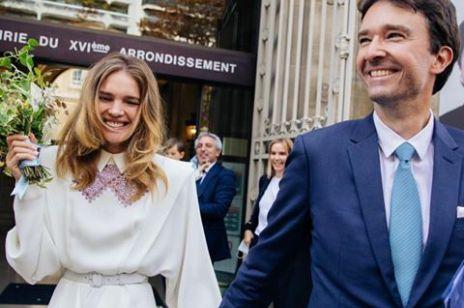 Natalia Vodianova wyszła za mąż za milionera