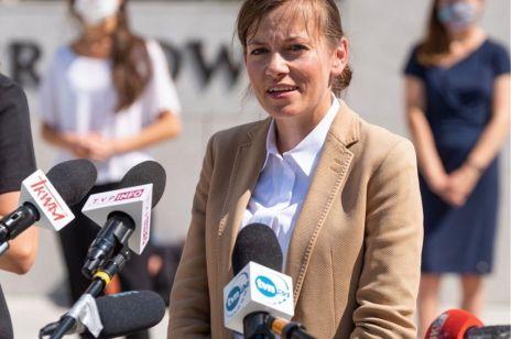 """Zuzanna Rudzińska-Bluszcz, kandydatka na Rzecznika Praw Obywatelskich o zdjęciu, które wywołało burzę na Twitterze: """"Prawda o Polsce i o ludziach leży poza Twitterem"""""""