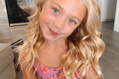 7- letnia influencerka