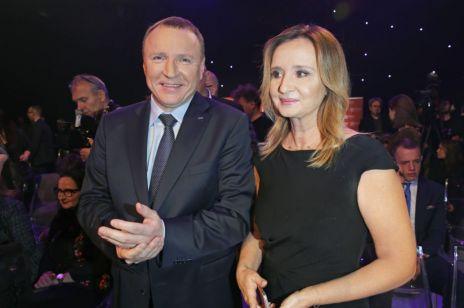 Joanna Klimek Kurska - żona Jacka Kurskiego zdradziła, jak wygląda ich małżeństwo. Co prezes TVP przynosi żonie do łóżka?