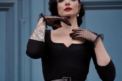 Kabaretki – jak je nosić, by wyglądały dobrze? Stylizacje z Instagrama