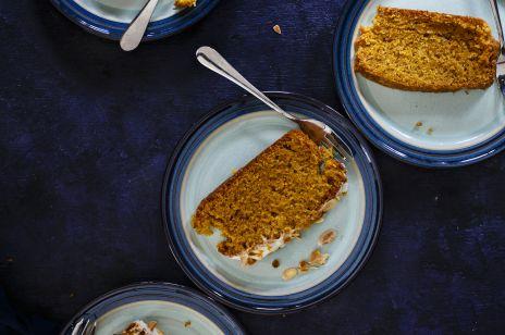 Fit ciasto - prosty przepis na zdrowy deser CIASTO MARCHEWKOWE Z KARDAMONEM