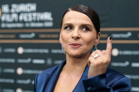 """Juliette Binoche poparła Strajk Kobiet: """"Prawa zakazujące aborcji są koszmarem dla kobiet i ich zdrowia"""""""