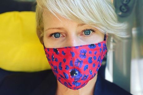 Małgorzata Kożuchowska o Strajku Kobiet