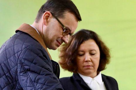 Mateusz Morawiecki i Iwona Morawiecka poznali się już w podstawówce. Kim jest żona polskiego premiera?