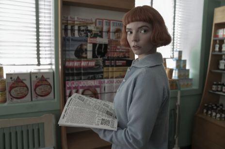 Gambit Królowej - nowy hit Netflixa