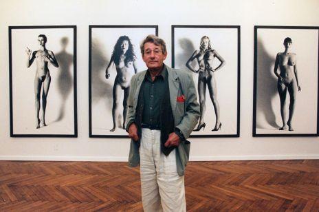 Helmut Newton - mistrz prowokacji