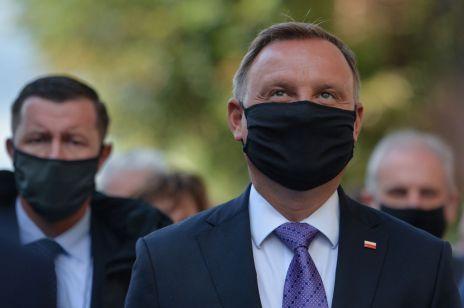"""Prezydent Andrzej Duda przedstawił projekt w sprawie aborcji: """"W przypadku wad letalnych śmierć dziecka jest nieuchronna"""""""