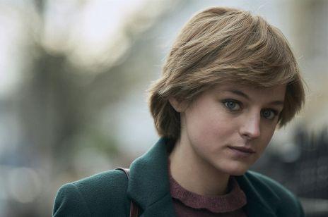 Emma Corrin - serialowa księżna Diana