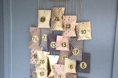 12 stylowych pomysłów na kalendarz adwentowy