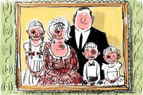 """""""Portret polskiej rodziny"""". Duński dziennik ostro o planach dotyczących konwencji stambulskiej"""