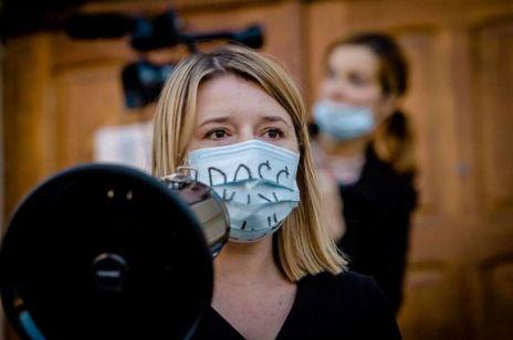 Nauczycielce ze Świebodzic zaangażowanej w Strajk Kobiet grozi dyscyplinarka