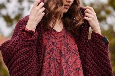 Sukienka na zimę: najmodniejsze modele sukienek, które idealnie pasują do swetrów i kozaków na zimę