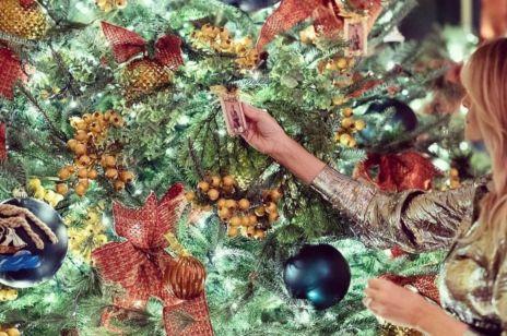 Melania Trump po raz ostatni udekorowała Biały Dom na Święta
