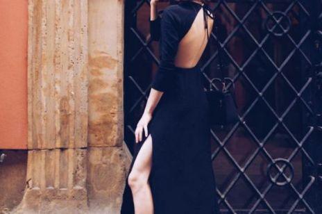 Sukienki z dekoltem na plecach - najpiękniejsze modele na specjalne okazje