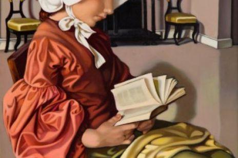 """Obraz Tamary Łempickiej sprzedany za rekordową kwotę: """"To najwyższa cena, jaką zapłacono w Polsce za obraz stworzony przez kobietę"""""""