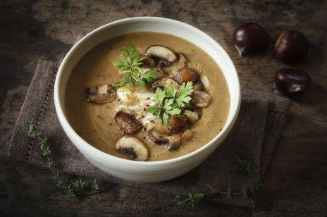 Tradycyjny sos grzybowy: idealny do mięs i jako dodatek do świątecznych potraw