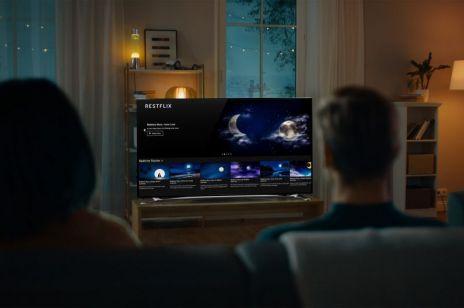 Problem z zaśnięciem, lęki i bezsenność? Powstał RESTFLIX, czyli Netflix for Sleep!