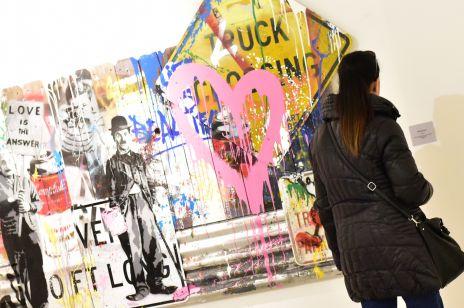 Wystawa prac Banksy'ego w Warszawie