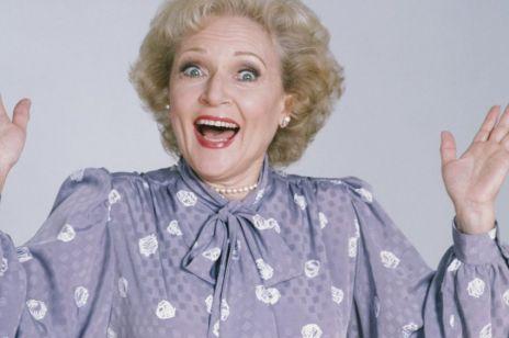 Betty White - legenda Hollywood - obchodzi 99 urodziny. Oto jej przepis na szczęśliwe i długie życie!