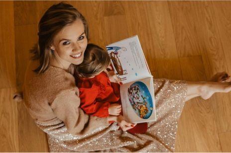 Agnieszka Kaczorowska - Pela w ciąży