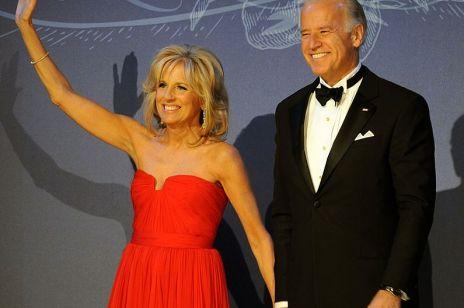 Zaprzysiężenie Joe Bidena: Co założy pierwsza dama, Jill Biden?