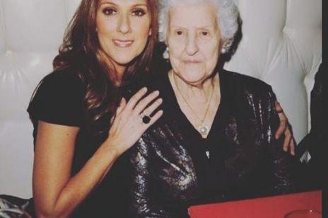 Wzruszający występ Celine Dion: zadedykowała go zmarłej mamie