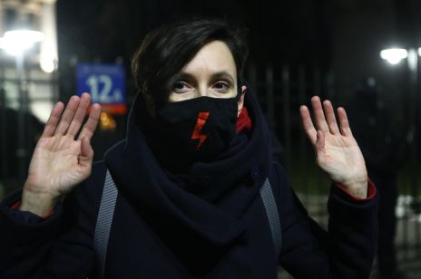 Strajk Kobiet - protesty po opublikowaniu wyroku Trybunały Konstytucyjnego