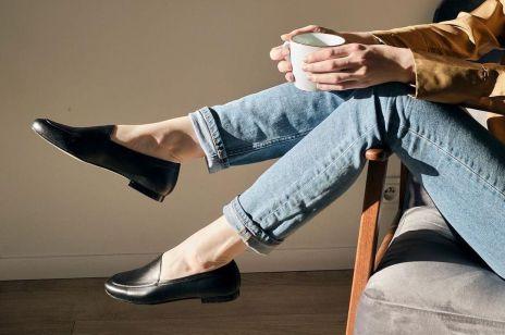 Modne i superwygodne loafersy