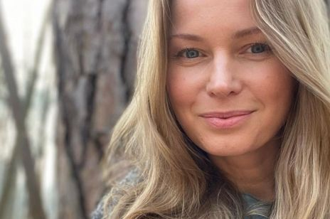 Agnieszka Cegielska o uzdrawiającej mocy dotyku