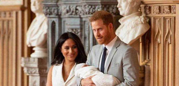 Chrzciny księcia Archiego
