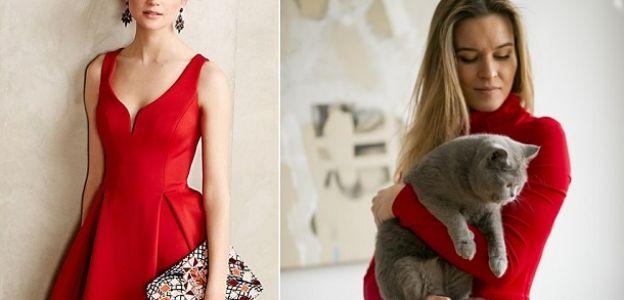sukienkaczerwona