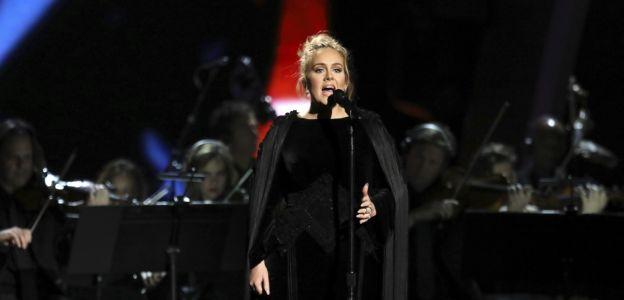 Występ Adele podczas rozdania Grammy 2017