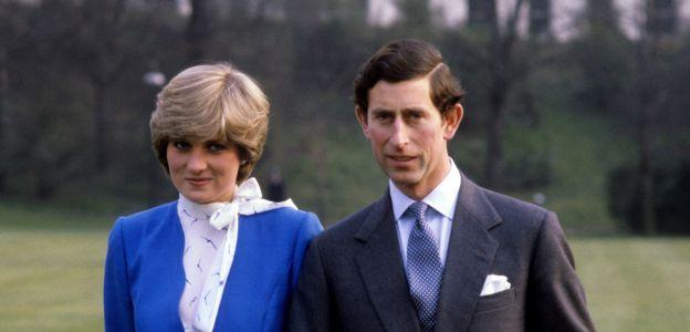 """Lady Diana, książę Karol """"Feud"""""""