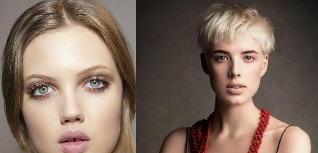 Kolor brwi dla blondynek