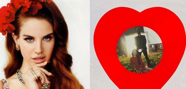 Winylowa płyta Lany Del Rey