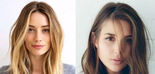 Długość włosów do obojczyka pasuje każdemu